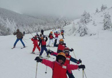 Actividad de Esquí