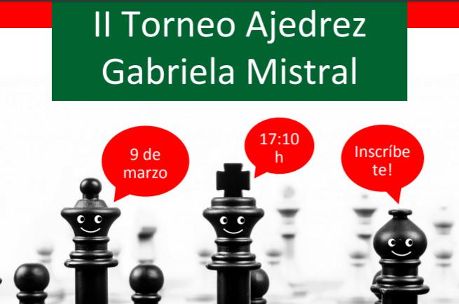 II Torneo Gabriela Mistral